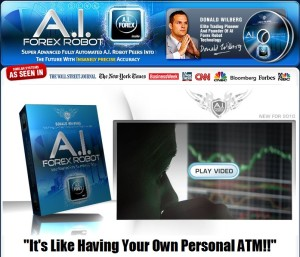 Ai forex trading