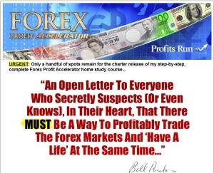 Home run forex