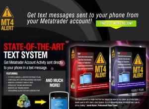 MT4 Alert