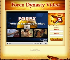 Forex Dynasty