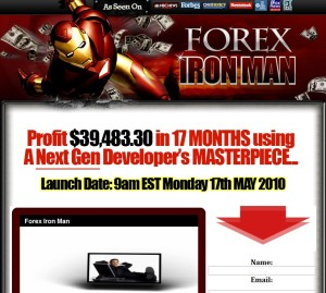 Forex Ironman