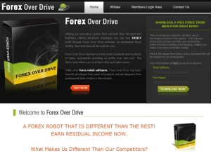Overdrive forex robot review