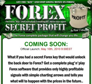 Forex Secret Profit