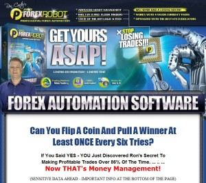 Pro Forex Robot