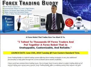 Forex Trading Buddy