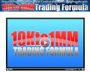 10K to 1MM Trading Formula