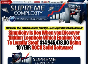 Supreme Complexity