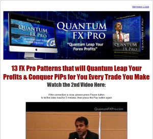 Quantum forex success