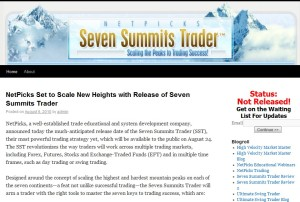 Seven Summits Trader
