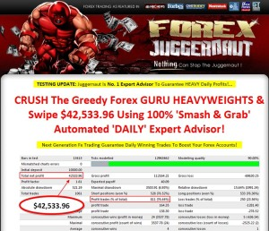 Forex Juggernaut