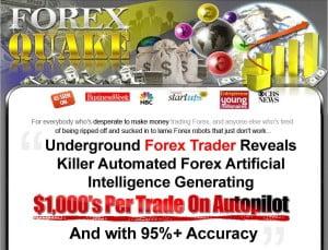 Forex Quake