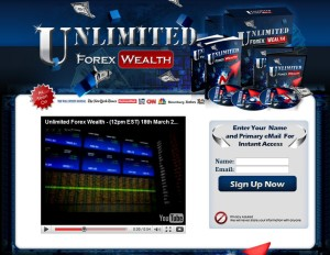 Unlimited Forex Wealth