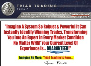 Triad Trading Formula